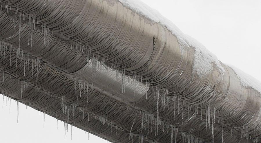 заштита од замрзнување на цевки кабли греачи за топење на мраз